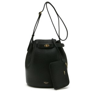 MULBERRY ABBEY CLASSIC GRAIN HH6210/033A100 BLACK